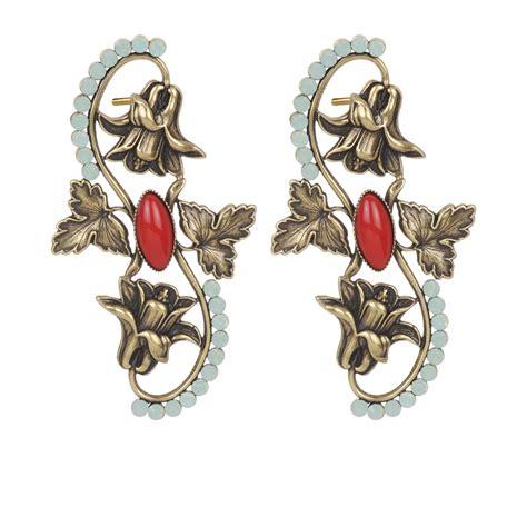 Boucles d'oreilles Héra Créacile