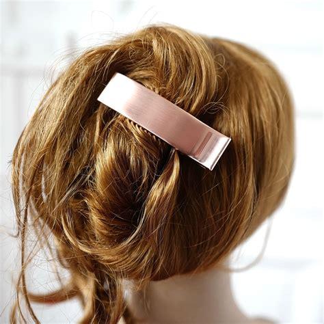 Pic cheveux Volute