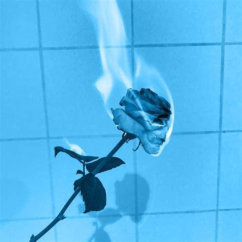 Boucles d'oreilles Céleste – bleu